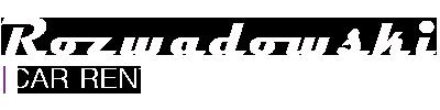 logo rozwadowski car rent